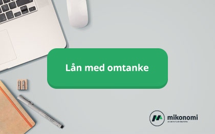 Hvad betyder hovedstol og låneprovenu?   Mikonomi.dk