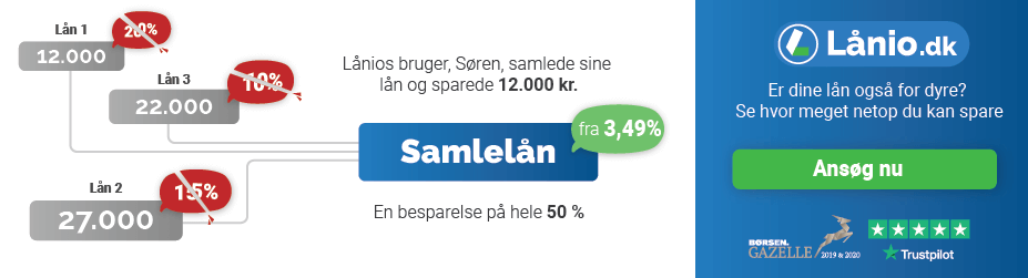 Samlelån Tablet