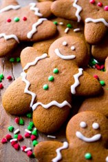 21. Gingerbread -men